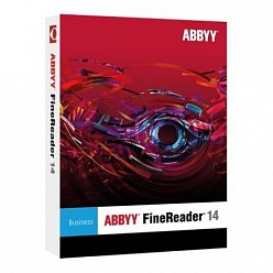 abbyy finereader 14 business full (per seat) (лицензия для организации)